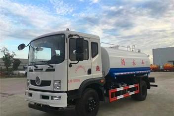 (10-12吨)东风T3洒水车