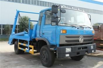 (6-7方)东风145摆臂式垃圾车