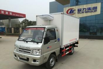 福田驭菱冷藏车(蓝牌,厢长2.6米)