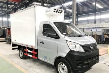长安冷藏车(蓝牌,厢长2.7米)