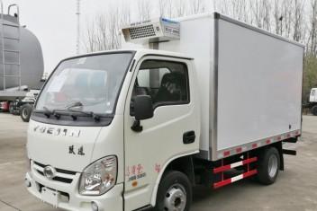 跃进小福星冷藏车(蓝牌,厢长3.2-3.6米)