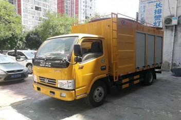 东风蓝牌污水净化车